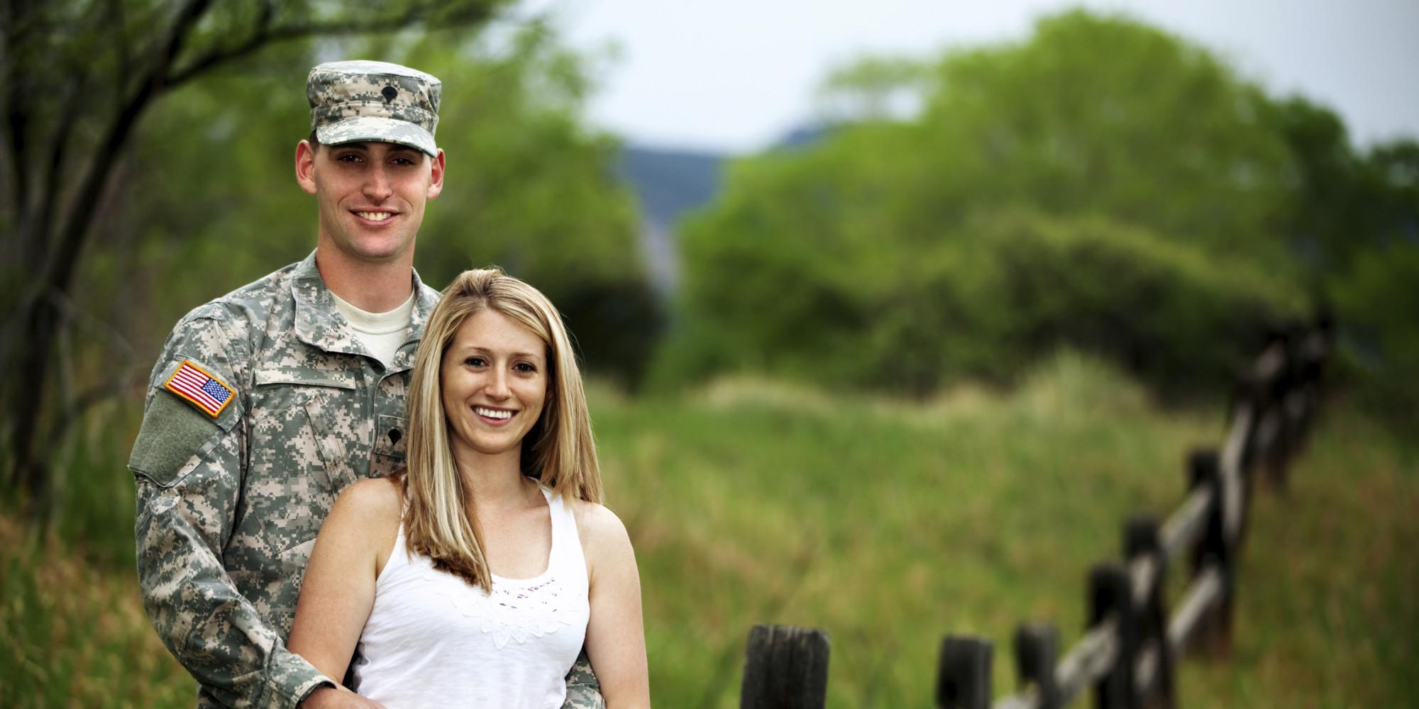 Getting Married while in the Army