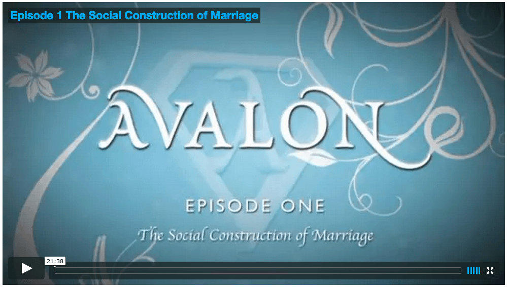 Episode 1 The Social Construction of Marriage