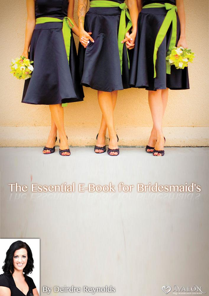 The Essential E-Book for Bridesmaid's