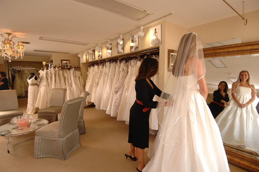 Wedding Dress Shopping? You need to have Two Budgets... | Blog